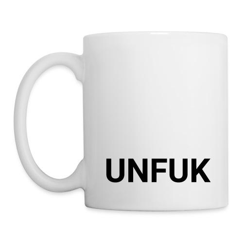 UNFUK - Tasse