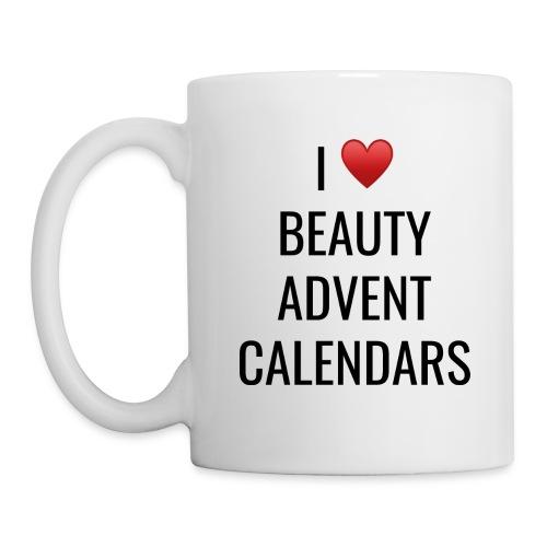 I Love Beauty Advent Calendars - Mug