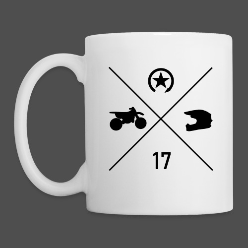 bike n helmet 17 - Mug