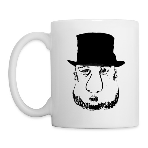maskhead3 for mug - Mug