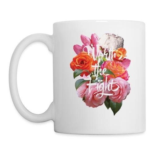 worth the fight - Mug