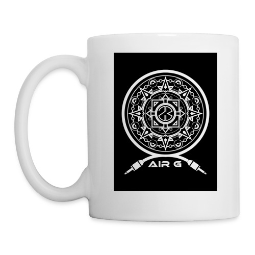 Logo Air G 23 tribe - Mug blanc