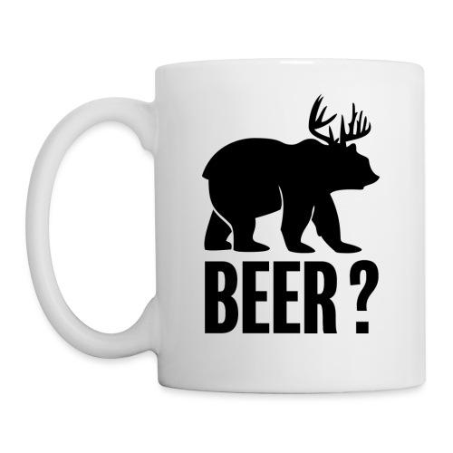 Beer - Mug blanc