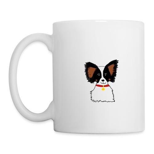 Papillon dog - Mug