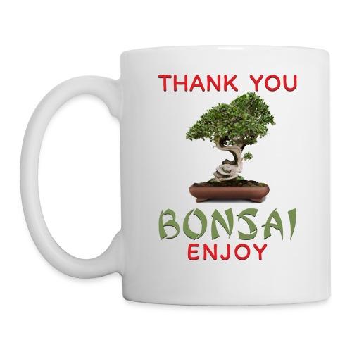 Dziękuję Ci Bonsai - Kubek