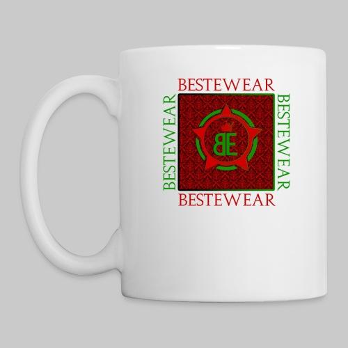 #Bestewear - Royal Line (Green/Red) - Tasse
