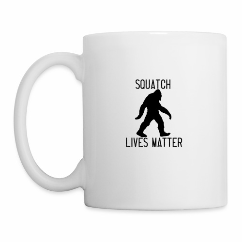 Squatch Lives Matter - Mug