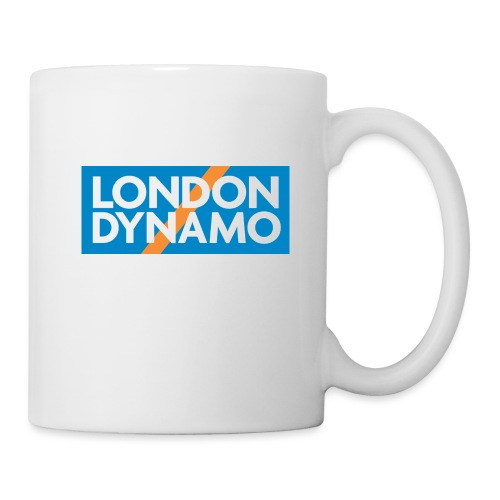 londondynamoSquare ALL jpg - Mug