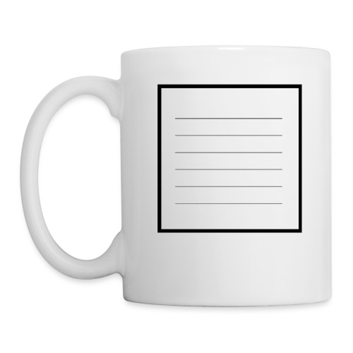 tell me what you think - Tasse