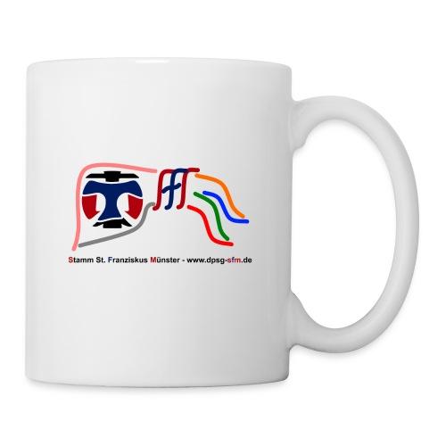logo Stammesabzeichen neu web gif - Tasse