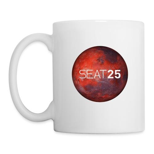 Mars and Logo - Mug