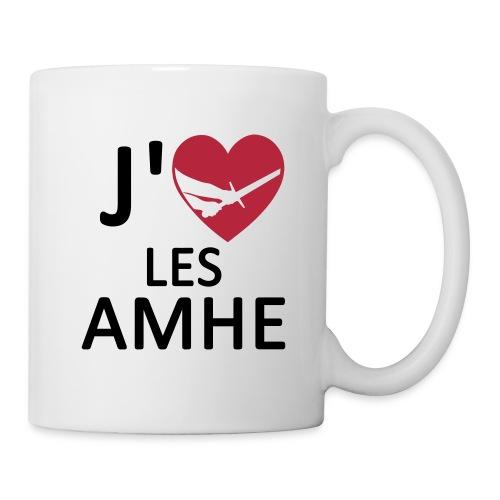 I_love_amhe - Mug blanc