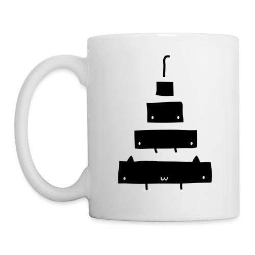 Wide Cat Metamorph - Mug