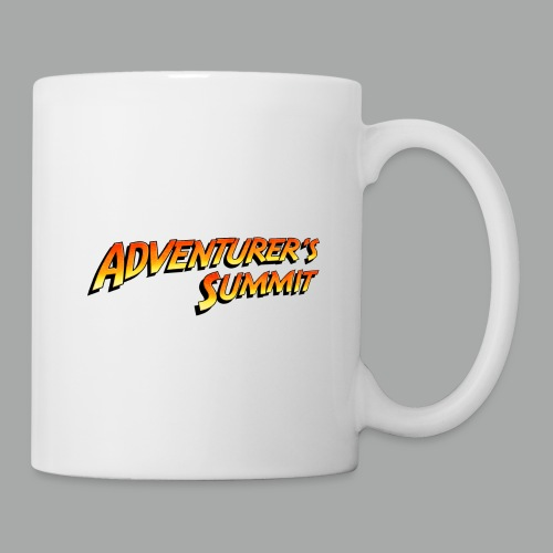 adventurer's_summit_logo - Tasse