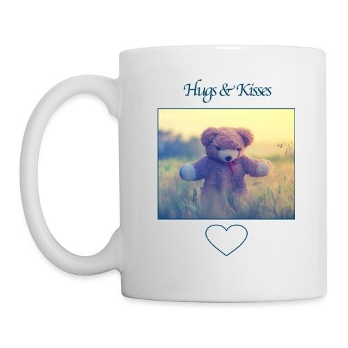 Hugs & Kisses: Phone Case - Mug