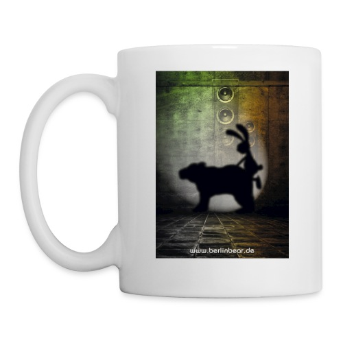 Easter BearDance - Tasse