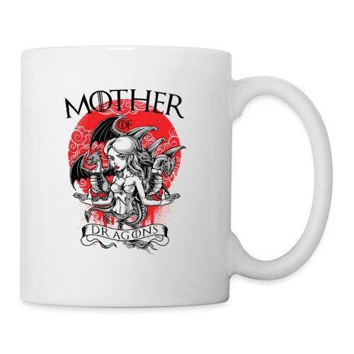 mother-of-dragons - Mug