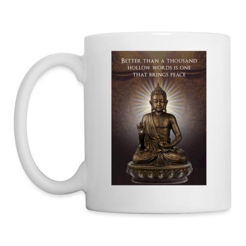 Buddha Wisdom - Mug