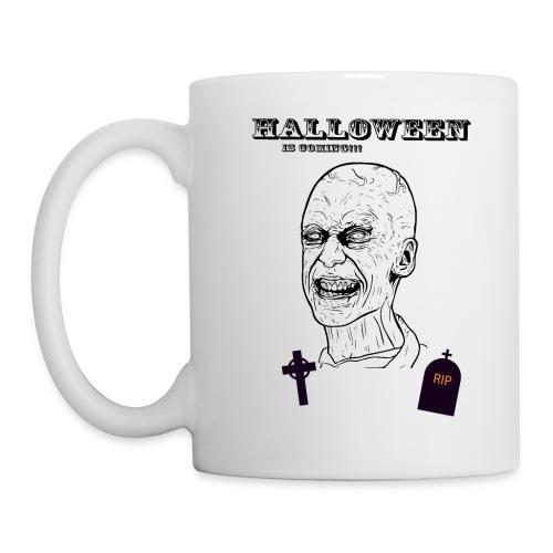 Haloween 2018 - Mug blanc