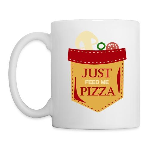 Dammi solo la pizza - Tazza