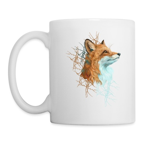 Happy the Fox - Tasse