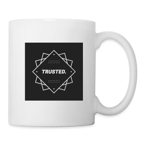 Trusted Logo - Tasse