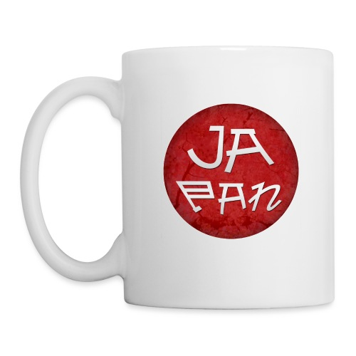 Japan - Mug blanc
