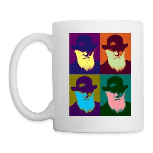 yellowibis darwinwarhol 400dig rg - Mug