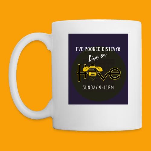 djstevy6 pooned - Mug