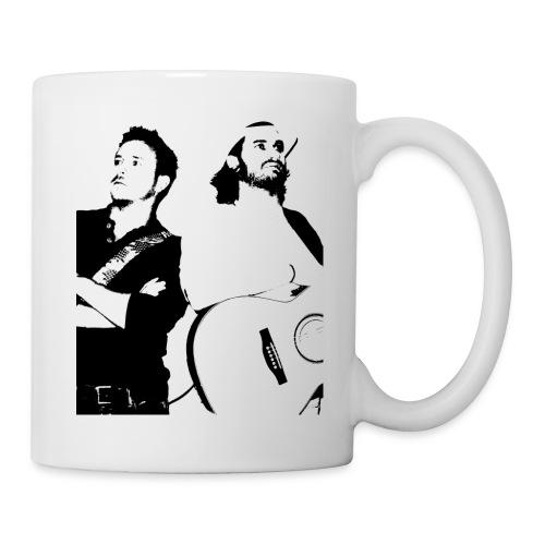Das Schwarz-Weiße Bild - Tasse