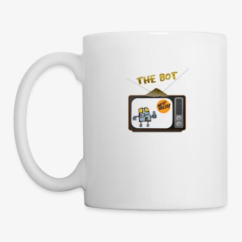 the bot cendretv - Mug blanc
