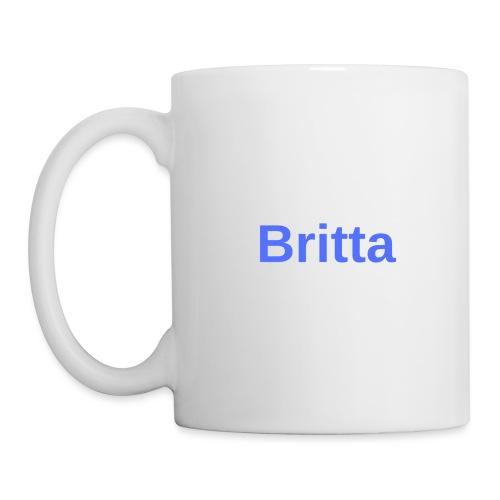 Britta - Tasse