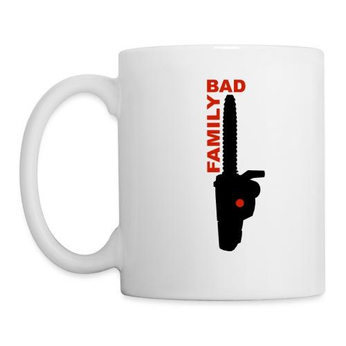 BAD FAMILY - Mug blanc
