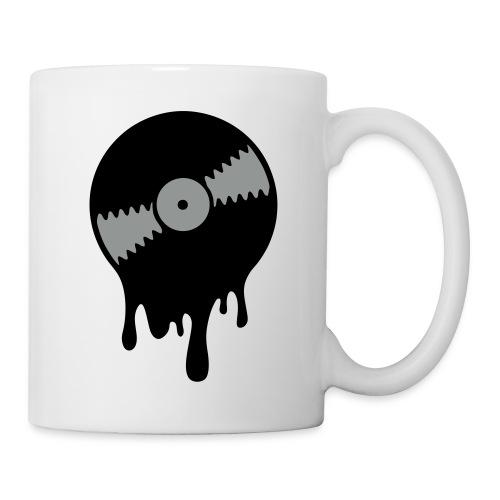 Vinyle_melting - Tasse
