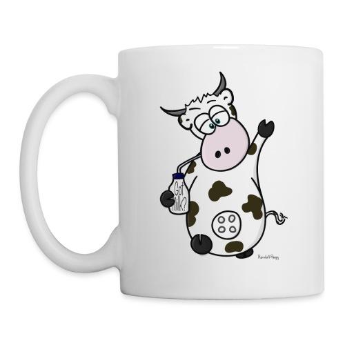 MeuhNox la vache - Mug blanc