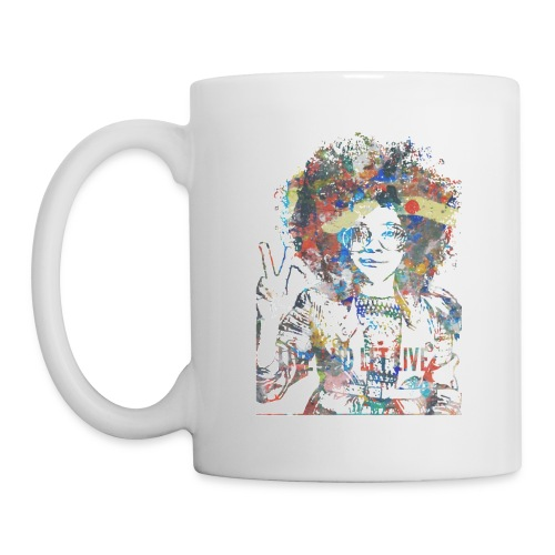 Live and let live, Geschenkidee - Tasse