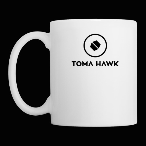 Toma Hawk Original Black - Tasse