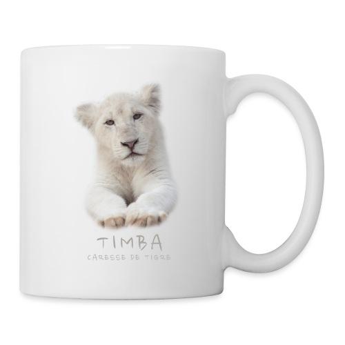 Timba bébé portrait - Mug blanc