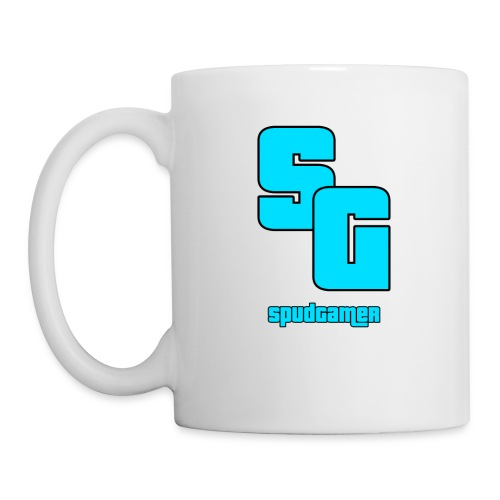 SpudGamer Logo - Mug
