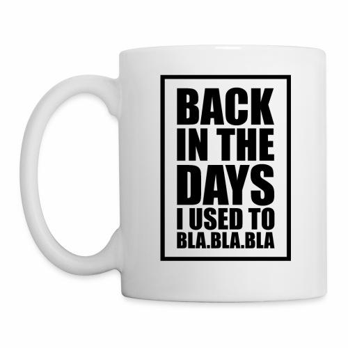 back in the days bla bla ver01 - Kop/krus