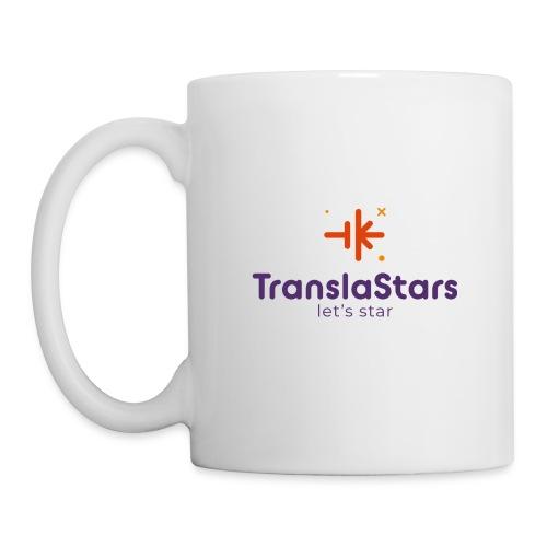 Logo Let's star - Taza