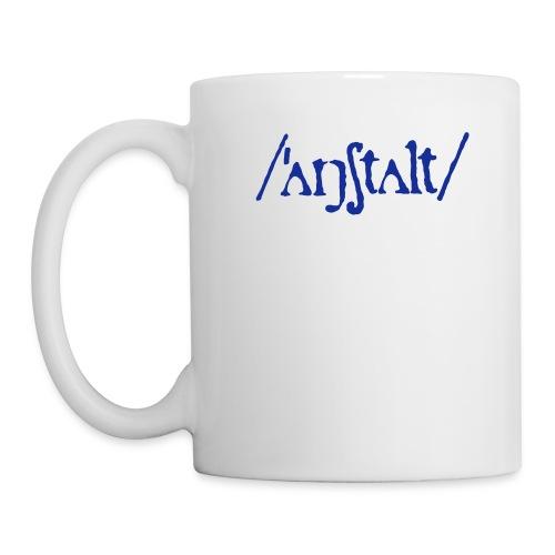 /'angstalt/ logo - Tasse