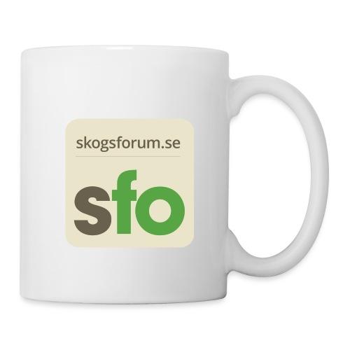 SFO badge - Mugg