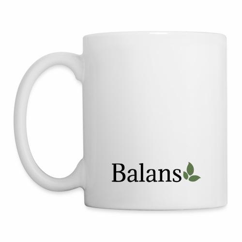Balans - Mugg