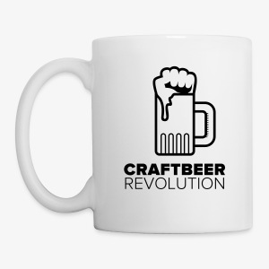 Craftbeer Revolution - Tasse