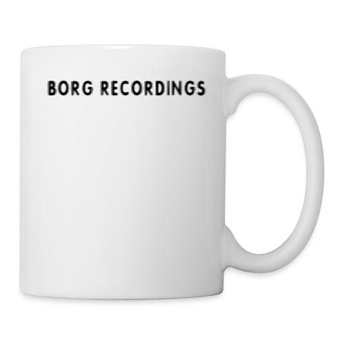 Borg Recordings earthquake TXT png - Mug