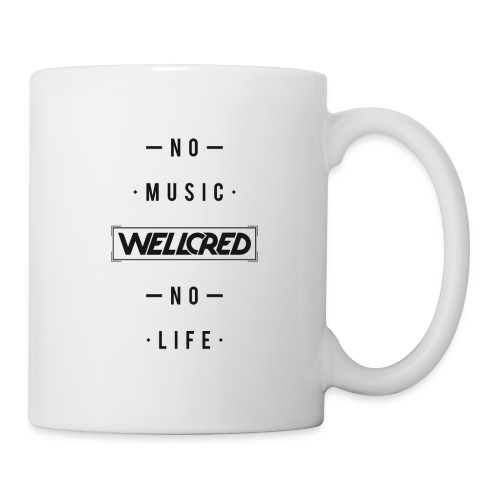 WELLCRED T-SHIRT - Mug