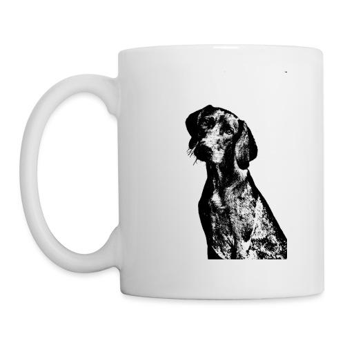 portrait of dog - Tazza