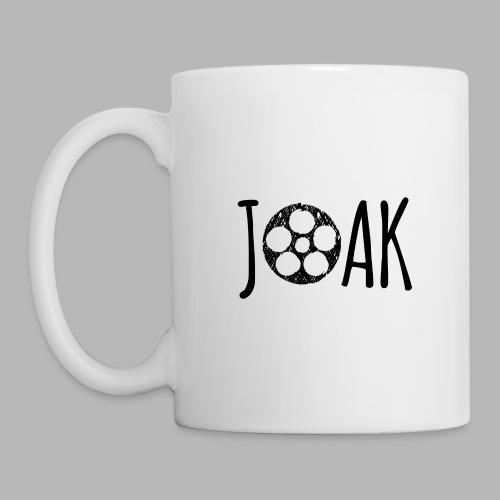Logo_Joak_zwart - Mug