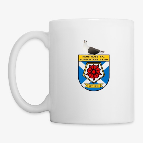 Montrose FC Supporters Club Seagull - Mug